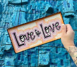 Crystal Lake Love is Love