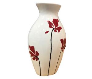 Crystal Lake Flower Vase