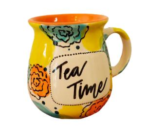 Crystal Lake Tea Time Mug