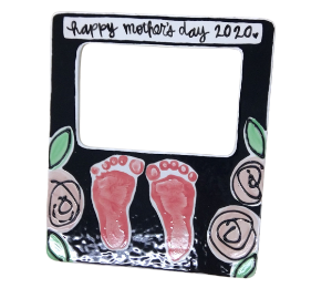 Crystal Lake Mother's Day Frame