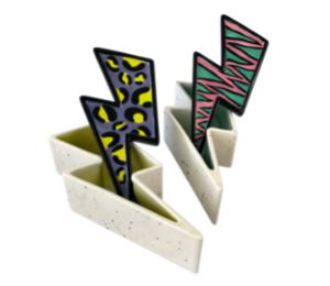 Crystal Lake Animal Print Bolt Boxes