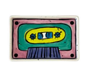 Crystal Lake Mix Tape Tray